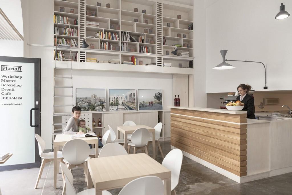 PLANAR CAFE LR40